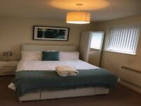 2 Bed Fully Equipped Serviced Apartment including Wifi and Parking