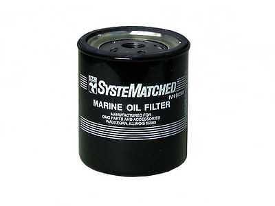 0502903 502903 OMC Oil Filter For GM 3.8 & Cobra 4.3 V6
