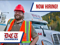 Class 1 Drivers in Kamloops Area