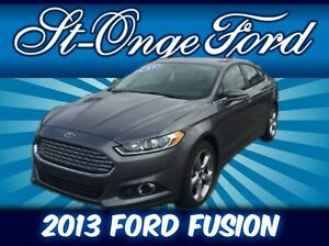 Ford Fusion SE 2013, GPS,