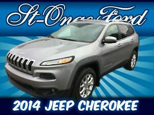 Jeep Cherokee North 2014, attache remorque!