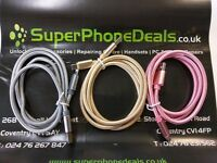 DUAL IPHONE 5/6 & MICRO USB CABLE -