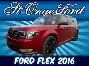 Ford Flex SEL 2016