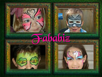 Face Painting by professionals