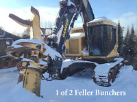 ***ONLINE ONLY***UNRESERVED FORESTRY EQUIPMENT AUCTION