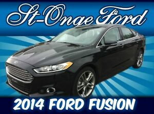 Ford Fusion Titane 2014, CUIR, TOIT OUVRANT!