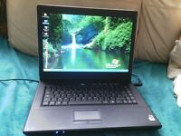 "RM NOTEBOOK 100 1.73GHZ 15"" LAPTOP WINDOWS XP PROFESIONAL + microsoft Office"