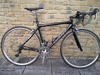 Carbon Fibre Giant TCR Road Bike Size M