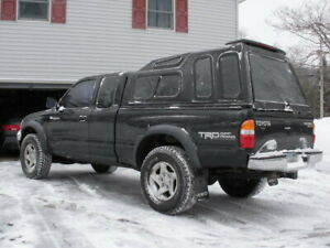 Wanted: Black 1st Gen. Tacoma Canopy