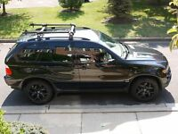 BMW X3 Roof Rack Base Support System! 2004 to 2009
