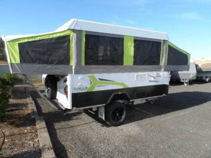 2015 JAYCO EAGLE OUTBACK CAMPER TRAILER Griffith Griffith Area Preview