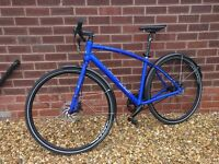 Raleigh Strata 4 commuter bike - great for getting to town or work
