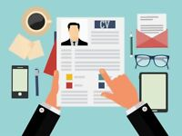 Effective resume and application package reviews