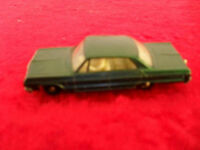 Posted: today Matchbox trial green Impala Taxi (number 20). One of the rarest Matchbox cars.