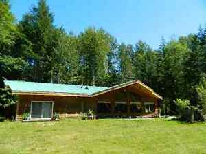 House on 70 Acres in Bella Coola Valley Williams Lake Cariboo Area image 2