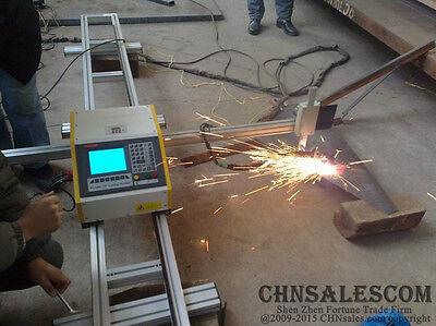 Portable Cnc 1530 Cutting Machine 1.5mx3.0m Plasma Cutting And Gas Cutting