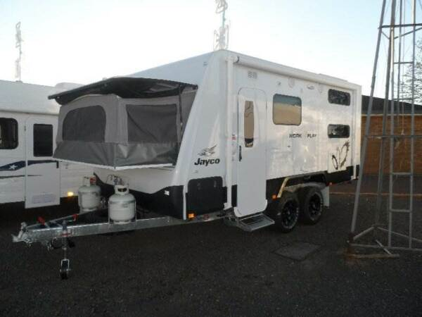 Jayco Work n Play 14.44 2015 Jayco Work n Play 17.51-2