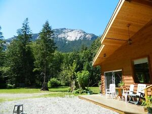House on 70 Acres in Bella Coola Valley