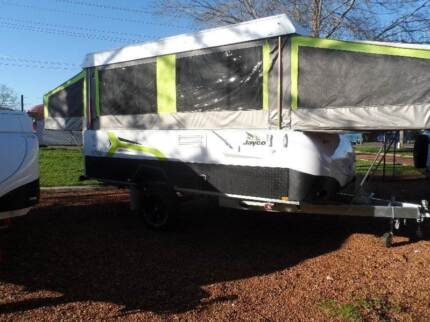 2015 JAYCO CAMPER TRAILER SWAN OUTBACK Griffith Griffith Area Preview