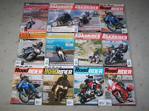 AUSTRALIAN ROAD RIDER MOTORCYCLE MAGAZINES $1 EACH Whyalla Norrie Whyalla Area Preview