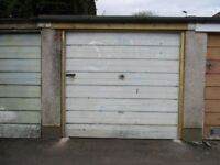 Garage for rent in Portishead. £70 per month.