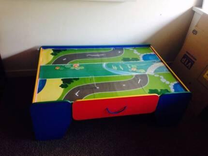 Train/lego table Seddon Maribyrnong Area Preview