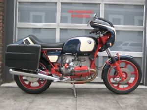 BMW Motorcycle R100S