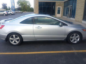 MUST SELL 2007 Honda CIVIC EX Coupe (2 door) Certified