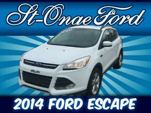 Ford Escape SE 2014, traction intégrale!
