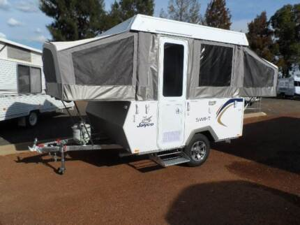 2015 JAYCO SWIFT CAMPER TRAILER Griffith Griffith Area Preview