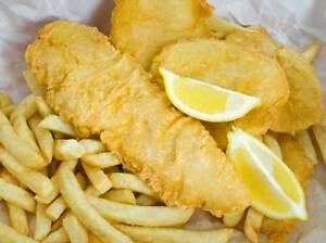 Fish and Chip Takeaway Birkdale Redland Area Preview