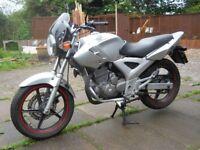 honda CBF 250cc 2008