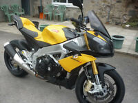 Aprilia Tuono V4 Motorcycle 2013 APRC