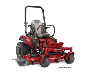 """Brand New 2018 Toro Titan 2000 Commercial Zero Turn Mower with 60"""" Deck and MYRIDE Technology! YEAR END BLOWOUT!!!"""