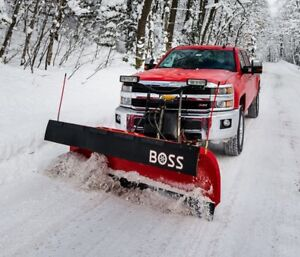 Boss Plows Salter Parts and Accesories