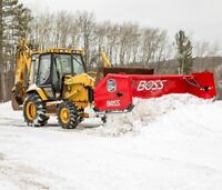 Snow equipment operators pay hourly plus guaranteed hours