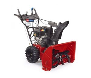 BRAND NEW Toro 826OXE Power Max Two Stage SNowblower