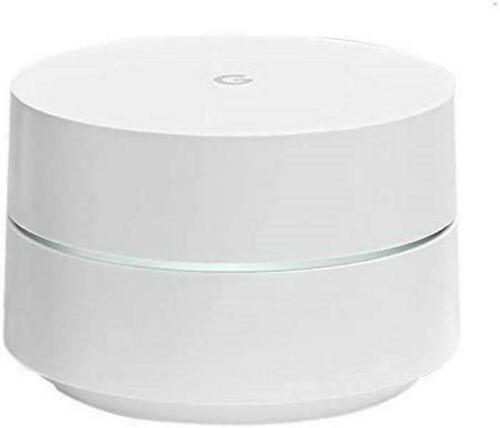 Google WiFi System, Router Replacement for Whole Home Coverage - NEW Bulk Packed