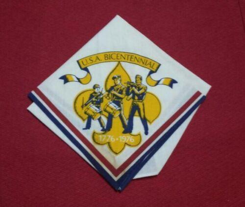 1976 USA Bicentennial Neckerchief BSA