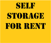 STORAGE UNITS and WORKSHOPS - ONE MONTH FREE