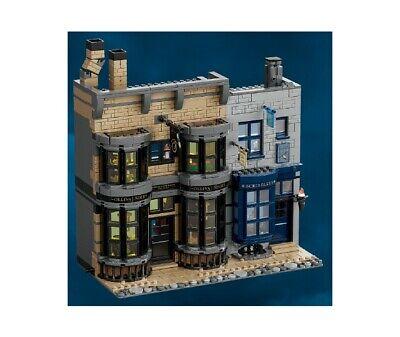 LEGO Harry Potter Diagon Alley 75978 Ollivander's/Scribbulus Book #1 No Minifigs