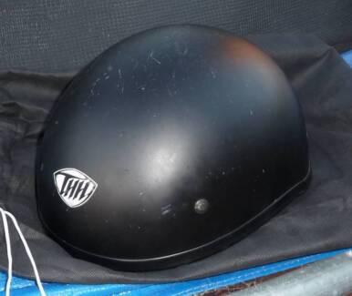 motorcycle helmet SHORTY STYLE