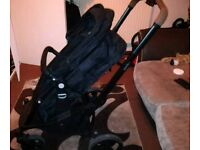 Mothercare Pushchair and Carseat