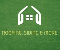 Roofing, Siding and more.