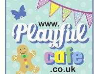 P/T Cafe assistant / barista required for busy children's play cafe