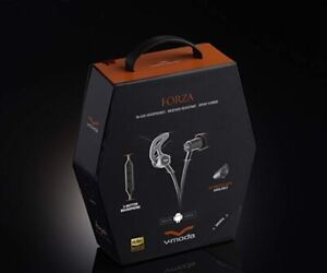 V-MODA Forza In-Ear Hybrid Sport Headphones with 3-Button Remote