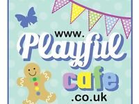 Kitchen / cafe assistant required for busy children's play cafe