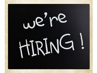 Experienced bar staff required,min wage,valid photo ID , flow online training , eve/weekend shifts