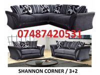 LUXURY LARGE DFS CORNER OR 3+2 SOFA