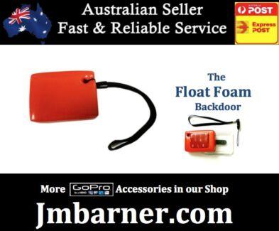 For GoPro - Floaty Float Backdoor Foam PREMIUM Hero 1 2 3 3+ 4 Annerley Brisbane South West Preview